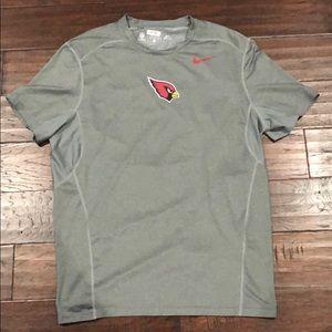 Arizona Cardinals Pro Combat shirt